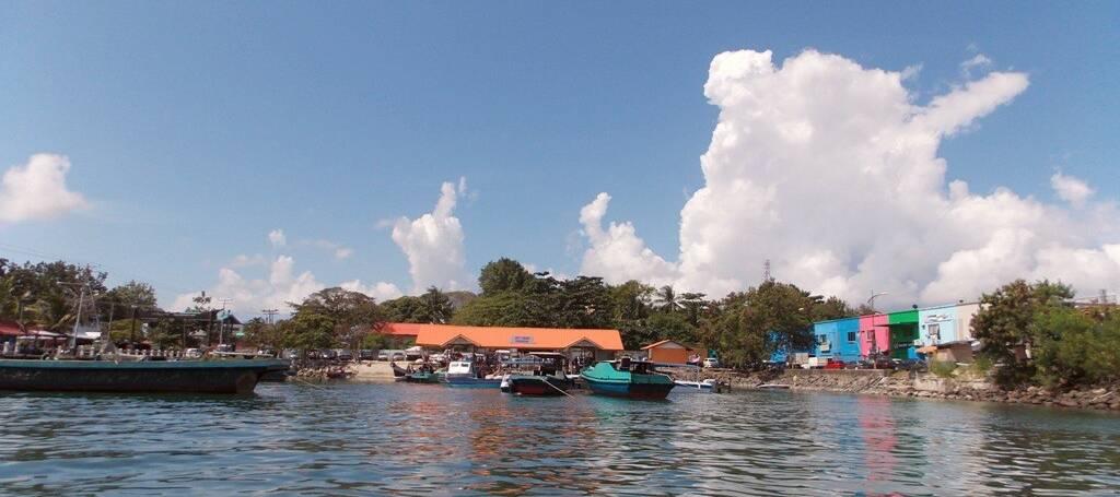 Mabul, insula de lângă Rai. Partea I